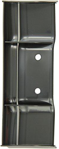 Traxxas 5446 Wing, Revo (nero)/ foglio adesivi