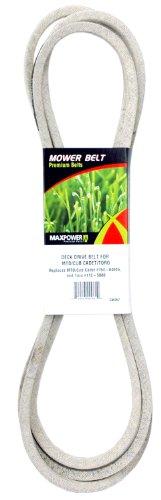MaxPower 336357 Deck Belt for MTD/Cub Cadet/Troy-Bilt 754-04045, 954-04045 and Toro 112-5800