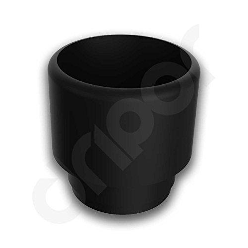Altus Delrin (POM) Drip Tip 810 Fitment Mouthpiece Derlin by Dripor(Black)