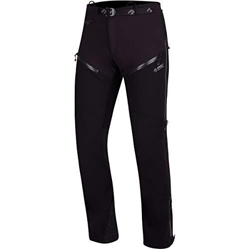 Directalpine Rebel 1.0 Pantalons Homme, Black/Grey Modèle L 2020