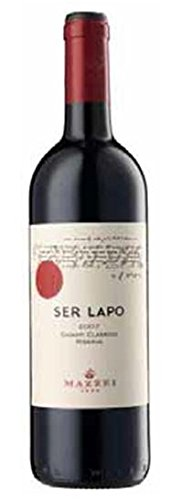 Ser Lapo Chianti Classico Riserva DOCG tr. 2016 Fonterutoli - Mazzei, trockener Rotwein aus der Toskana