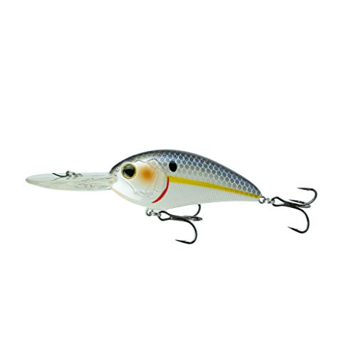 6th Sense Lure Co. Crush 250MD - Crankbait di profondità, Multicolore, Unisex - Adulto, Crush 300DD, Multicolore (Supermodel Shad)