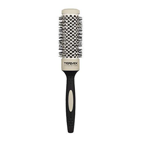 Termix Evolution Soft Ø32- Cepillo térmico redondo con fibras especialmente diseñadas para cabellos delicados. Disponible en 8 diámetros y en formato Pack.
