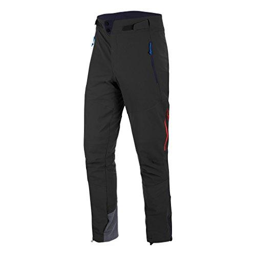 Salewa ortles WS/DST m rEG PNT Pantalon pour Homme, Homme, Ortles WS/DST M Reg PNT, Noir (Black out/1780/3420)