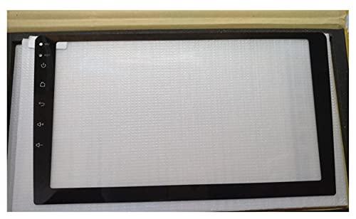 MEIXIA Galaa Store Etiqueta engomada Protectora Protectora de Vidrio de Copa de 10,1 Pulgadas Ajuste para Radio estéreo DVD GPS Toque Completo LCD Pantalla