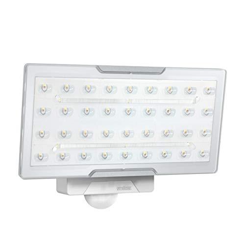 STEINEL LED-Sensor-Strahler Sensor 240 XLED PRO WIDE XL WS
