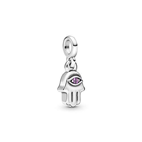Pandora Hand der Fatima Charm-Anhänger, 0,58cm, Silber