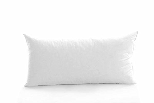 White Duck Feather Cushion Pad Inner Insert - 12' x 16' (30 x 40 cm)
