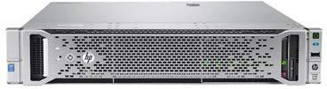 Hewlett Packard Enterprise ProLiant DL180 Gen9 E52609v3 Refurbished 778455 B21 RFB Refurbished 1P 8GBR H240 8SFFA550W PBaseServer