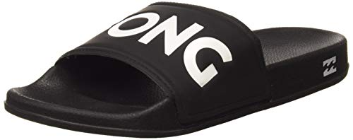 Billabong Legacy Sandal, Zapatos de Playa y Piscina para Mujer, Negro (Black 19), 39 EU