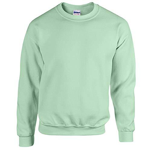 Gildan - Heavy Blend Sweatshirt - bis Gr. 5XL / Mint Green, XL