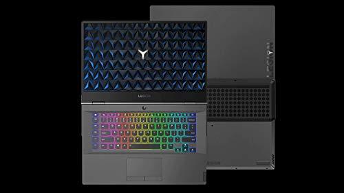 Lenovo Legion Y740 15-Inch Iron Grey Laptop (81UH0001US) Intel i7-9750H, 16GB RAM, 256GB SSD, 15.6-inch FHD 1920x1080, NVIDIA GeForce RTX2070, Win10 Home, 720p Webcam, RGB Backlit KB, 230W SlimTip AC