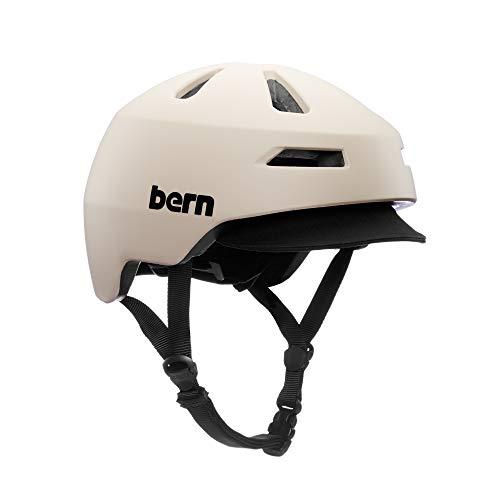 Bern Brentwood 2.0 Fahrrad Helm, Sand matt, M