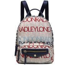 Radley Signature Jaquard Backpack