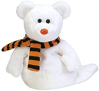 Ty Beanie Babies Quivers - Ghost Bear
