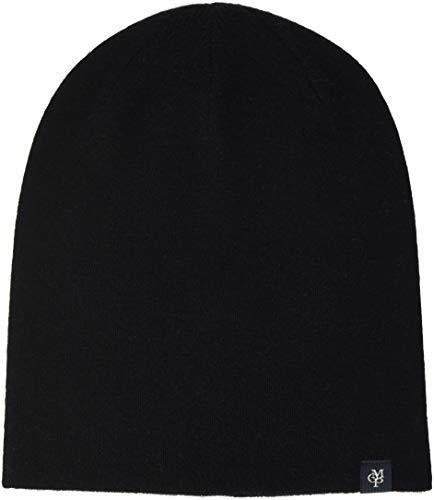 Marc O'Polo Herren 829506001080 Baseball Cap, Schwarz (Black 990), One Size (Herstellergröße: OSO)