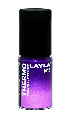 Layla Cosmetics, Smalto Thermo, N. 5
