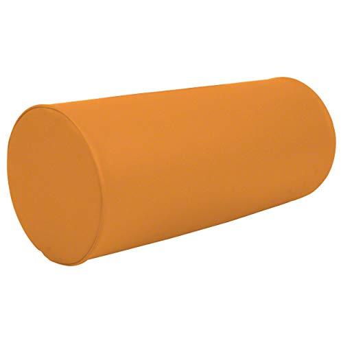 Sport-Tec Lagerungsrolle Lagerungskissen Knierolle Fitnessrolle für Massageliege 25x60 cm