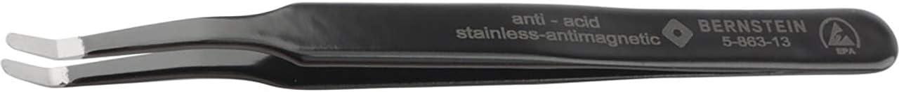 Bernstein Bargain sale Werkzeuge 5-863-13 Al sold out. SMD Tweezers Stai Shape 125 2acb mm