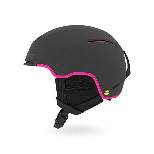 Giro Snow dames TERRA Mips skihelm, mat grafiet/fel roze, M