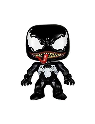 WangMaZi Deadpool Venom Venom Muneca de plastico Modelo Funko Pop Decoracion