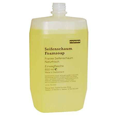 Franke Cartouche de savon mousse 650 ml XINOX uniquement disponible en lot de 9