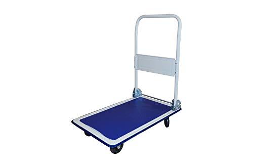 Carro de plataforma plegable hasta 150 kg.