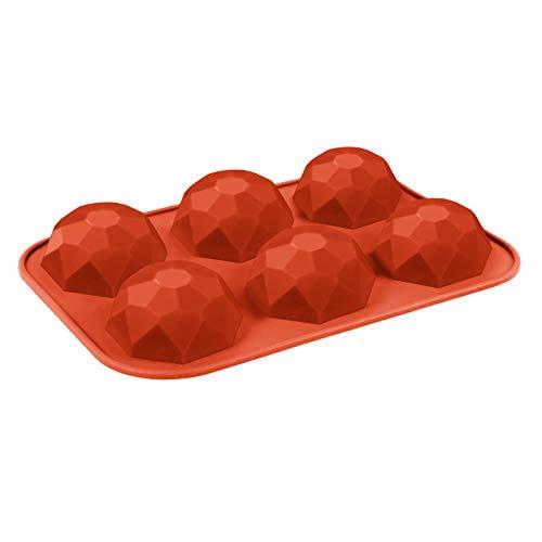 Piasnhaoah4 Stampo per Sapone al Cioccolato 3D in Silicone...