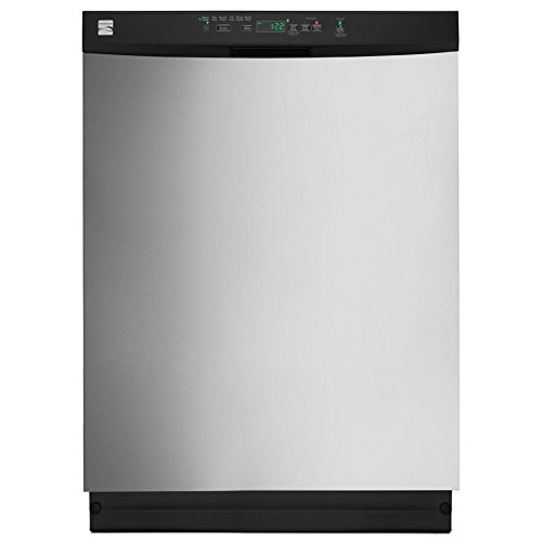 Kenmore 13223 24' Built-in Dishwasher in Stainless Steel, includes delivery
