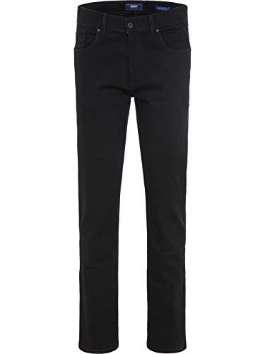 Pioneer Herren Jeans Thomas MEGAFLEX Hose, Schwarz (schwarz 11), W(Herstellergröße:26)