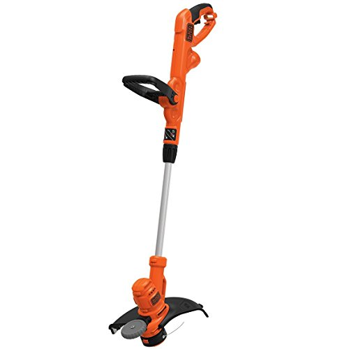 Best corded string trimmer - BLACK+DECKER String Trimmer with Auto Feed, Electric, 6.5-Amp, 14-Inch (BESTA510)
