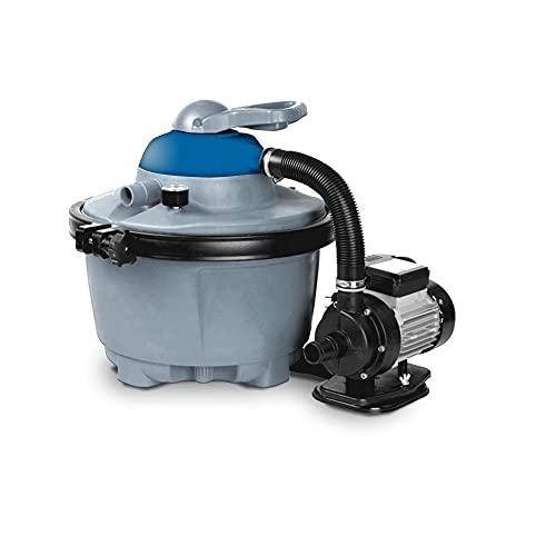 Spid'O COMBO 4 2942 - Grupo de filtración para piscina, color azul