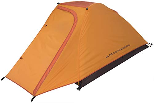 ALPS Mountaineering Zephyr 1-Person Tent, Copper/Rust