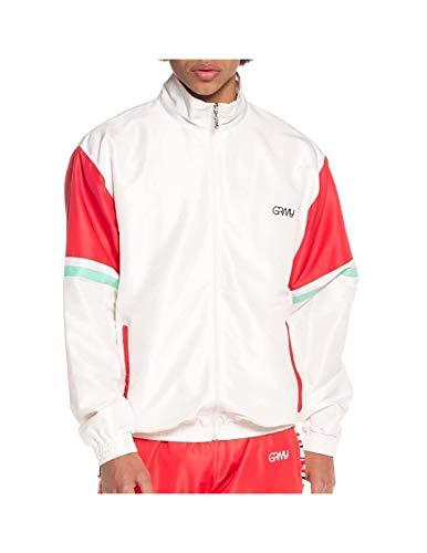GRIMEY MANGUSTA V8 Track Jacket SS18 White-XL