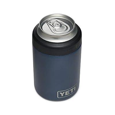 YETI Rambler Colster 2.0, Vacuum Insulated, Stainless Steel, Navy