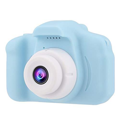 Kamera Kinderkamera Kinder Digitalkamera 2.0 LCD Mini Kamera HD 1080P Kindersportkamera Elektronik mit Ladekabel, Lanyard, 128 MB Speicherkarte, Kartenleser