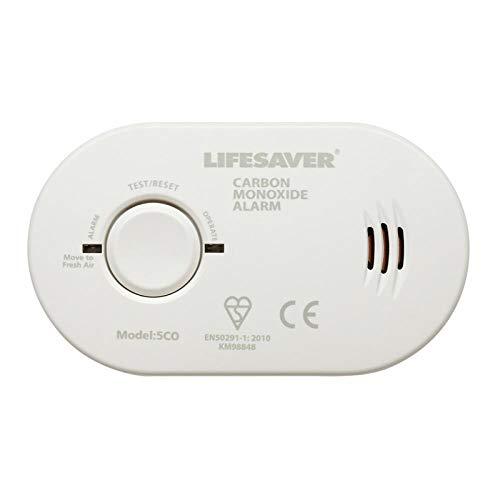 Kidde KID5COLSB Carbon Monoxide Alarm 7 Year Sensor by Kidde