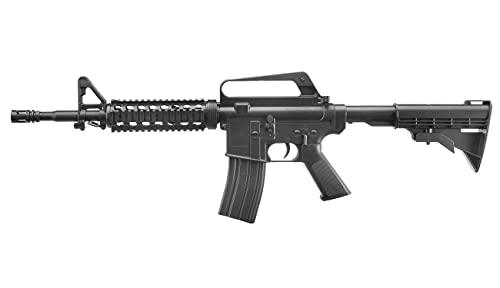 Well Airsoft-Fusil M4 à Billes MR700 à Ressort-rechargement Manuel-Puissance: 0,5 Joule