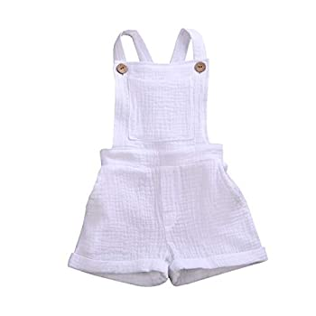 Best kids white overalls Reviews