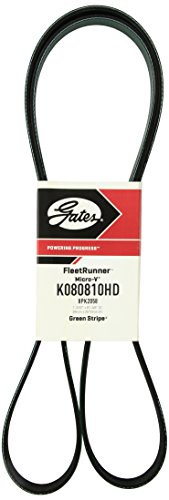 Gates K080810HD Micro-V Belt