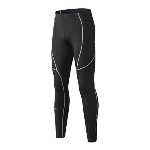 INBIKE Leggings Mallas Termicas Hombre Pantalones Largos De Compresión Leggins Hombre Deporte Para Running Fitness