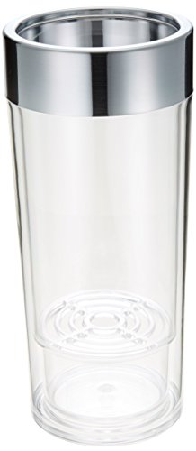 ワイン・オン・アイス ワインクーラー シャンパンクーラー クリア 1本用 2930 グローバル