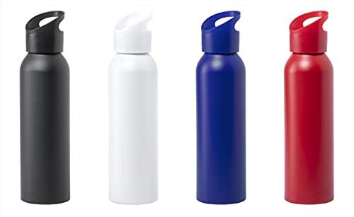Botella de Agua Personalizada con Nombre. Bidón Gran Capacidad. IMPRESIÓN Directa EN LA Botella (No es un Vinilo)
