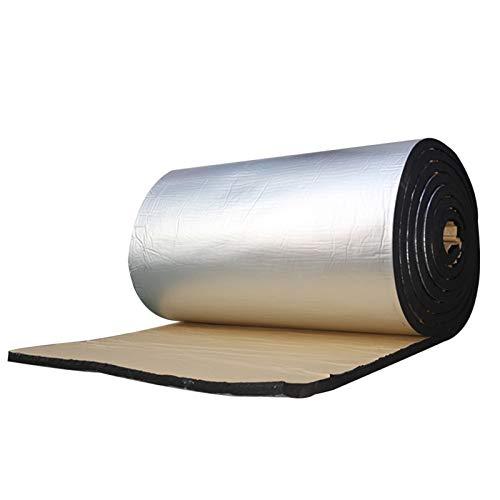 Coches Aislamiento,InsonorizacióN Coche Tamaños grandes disponibles Auto Car Heat Sound Sound Sound Sound Sound Proof Alow Thermal Aislamiento Auto Accesorios de Rubber Mat (Color Name : 03)
