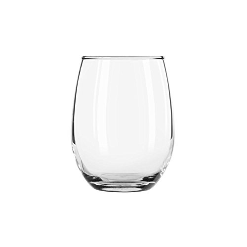 Libbey 207 Stemless 9 Ounce Wine Glass - 12 / CS