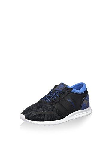 adidas Damen Los Angeles Woman Sneaker, schwarz/Marine, 38 EU