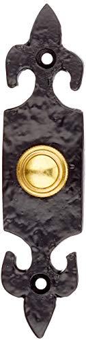 Bulk Hardware BH00405 - Timbre para puerta (tamaño: 120x30m