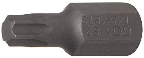 BGS 4872   Punta   entrada 10 mm (3/8')   perfil en T (para Torx) T40