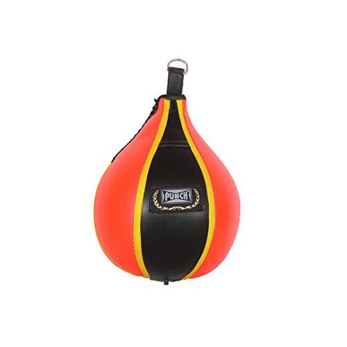 Punching Ball Pró Punch Unissex único Preto Com Laranja