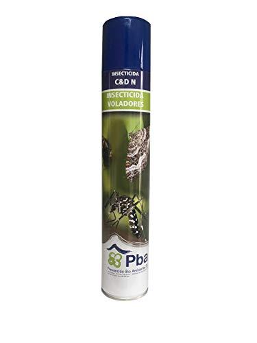 BIOTRENDS Insecticida para Insectos Voladores C&D N - Spray 750 ml